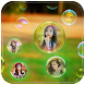 Bubble Photo Frame - Androidアプリ