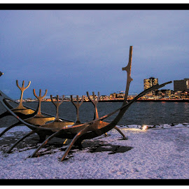 Reykjavik  by Igor Modric - Uncategorized All Uncategorized