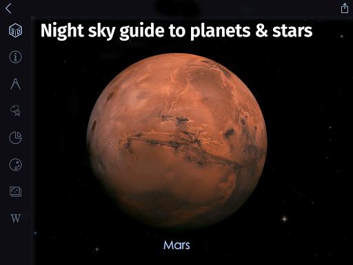Star Walk 2 Free - Identify Stars in the Sky Map screenshot 7