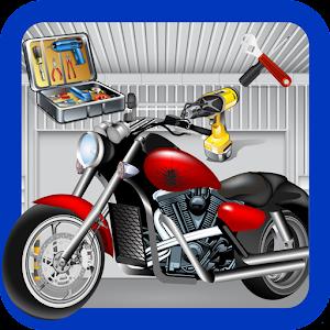 Game Motor Bike Repair Shop Apk For Windows Phone