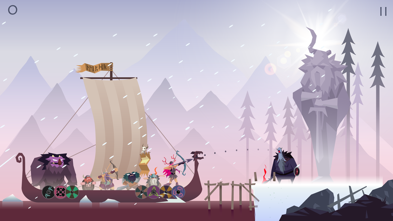Vikings: an Archer's Journey Screenshot 1