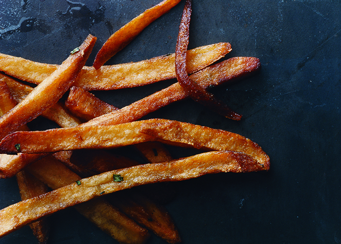 Curried Sweet Potato Chips Recipes — Dishmaps