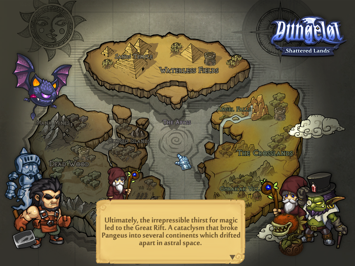 Dungelot Shattered Lands Screenshot 6