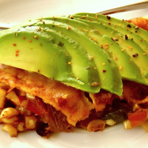 Best Vegetarian Enchiladas Ever!