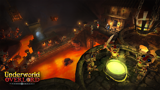 Underworld Overlord For PC