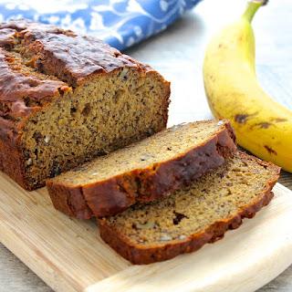 Flax Seed Yogurt Banana Bread Recipes