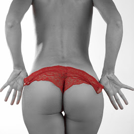 Red by Absolute Resolution - Nudes & Boudoir Boudoir ( boudoir )