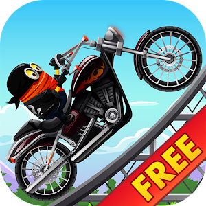 Download Funny Minion Bike Adventure For PC Windows and Mac