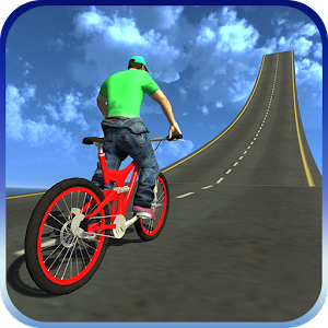 BMX Stunts Racer 2017 For PC