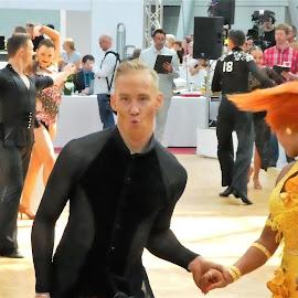 Dancing cup - Latina program by Svetlana Saenkova - Sports & Fitness Other Sports ( dancer, dancing,  )