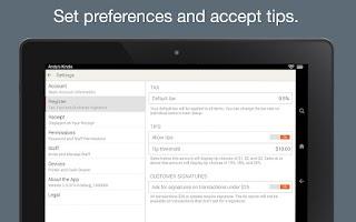Screenshot of Amazon Register