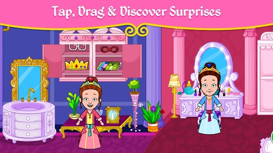 👸 My Princess Town - Doll House Games for Kids 👑 for pc