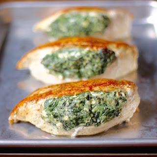Spinach Stuffed Chicken Breast Recipes