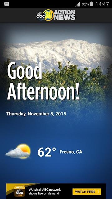 ABC30 Fresno screenshots