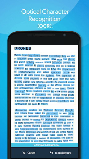 MobiSystems Quick PDF Scanner + OCR FREE screenshot 4
