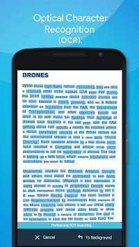 Quick PDF Scanner FREE APK screenshot thumbnail 4