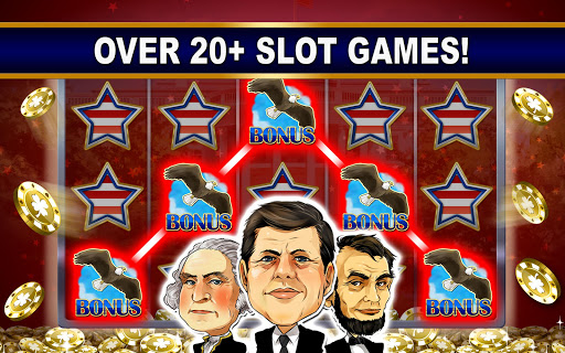 President Trump Free Slot Machines with Bonus Game screenshot 5