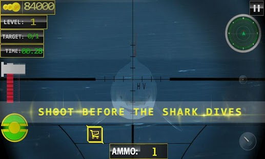 Go For Hungry Funny Shark Pro - screenshot