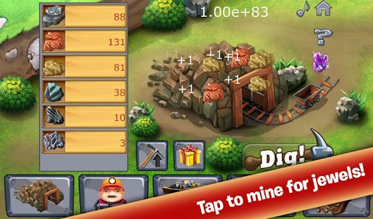 Clicker Mine Idle Tycoon