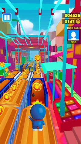 Subway Surf Dora Run Screenshot