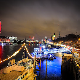London by Mihai Sirb - Landscapes Travel ( london, big ben, landscape, photography, eye )