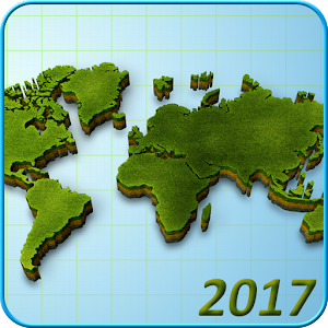3D World Map for PC-Windows 7,8,10 and Mac