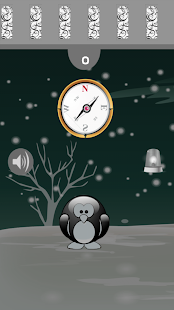 Penguin Flashlight - screenshot