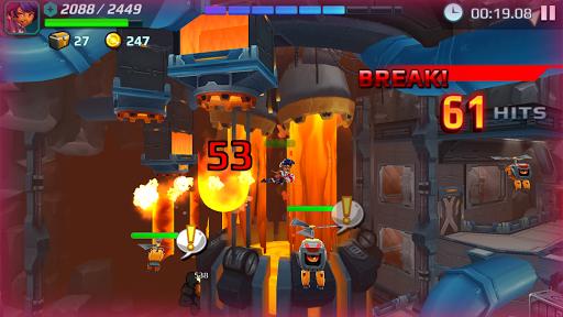 Jetpack Fighter - screenshot