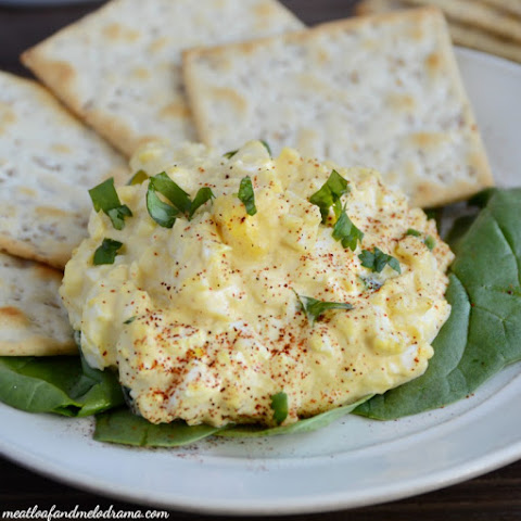 Spicy Chipotle Egg Salad