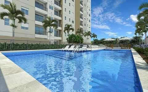 Apartamento residencial à venda, Jardim Chapadão, Campinas.