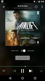 Saavn Music & Radio APK for iPhone