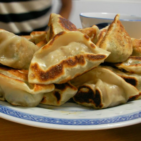 Chiao Tzu (Traditional Chinese Dumplings)