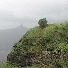 by Dr. Sagar Mayekar - Landscapes Mountains & Hills
