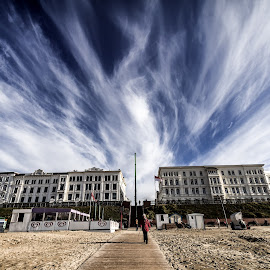 Borkum by Marcel Quoos - Buildings & Architecture Office Buildings & Hotels