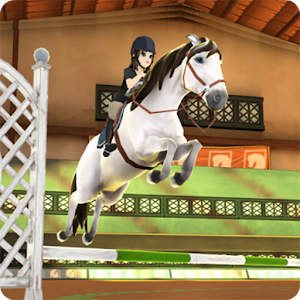 Horse Riding Tales - Ride With Friends For PC (Windows & MAC)
