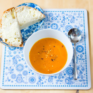 Roasted Green Pepper Soup Recipes