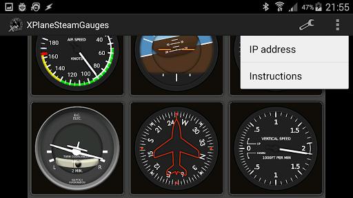 X Plane Steam Gauges Pro - screenshot