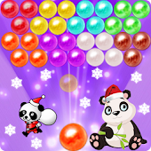 Download Bubble Panda Pop 2 : Christmas APK