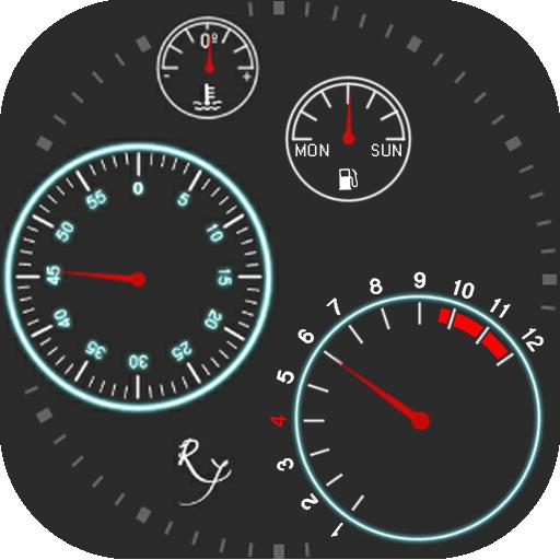 Watch Face - Ry Cars (app)
