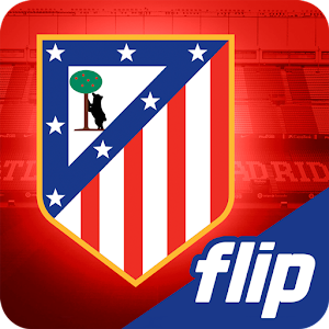 Atletico de Madrid Flip for Android
