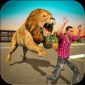 Lion Simulator – City Revenge For PC / Windows 7/8/10 / Mac – Free Download