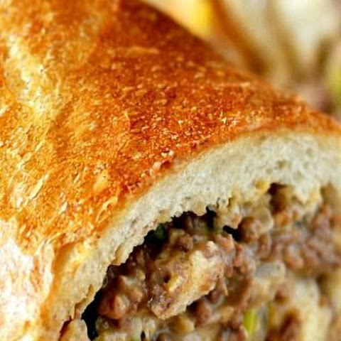 Deliciously Stuffed French Bread