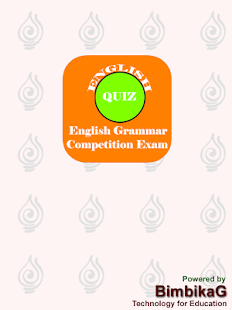 English for Competition Exam - screenshot