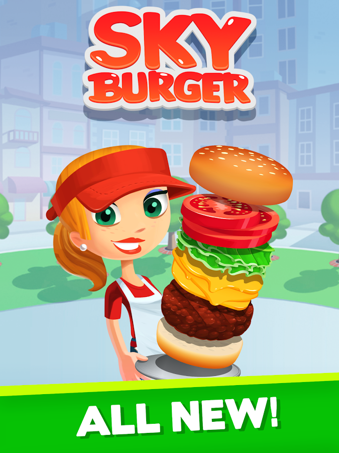 Sky Burger Screenshot 5
