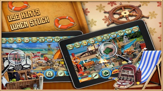 Day Trip - Free Hidden Object - screenshot