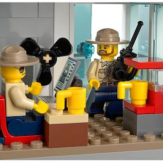 Участок болотной полиции
