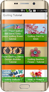 Quilling Tutorial - screenshot