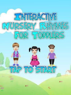 Kids Interactive NurseryRhymes - screenshot