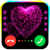 Color Phone Flash - Call Screen Theme Icon