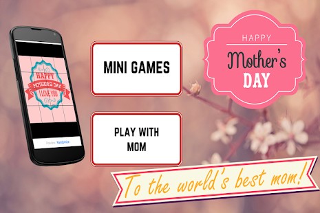 Happy Mother's Day Frames - screenshot